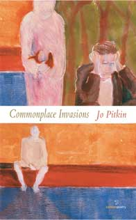 Commonplace Invasions Book Cover